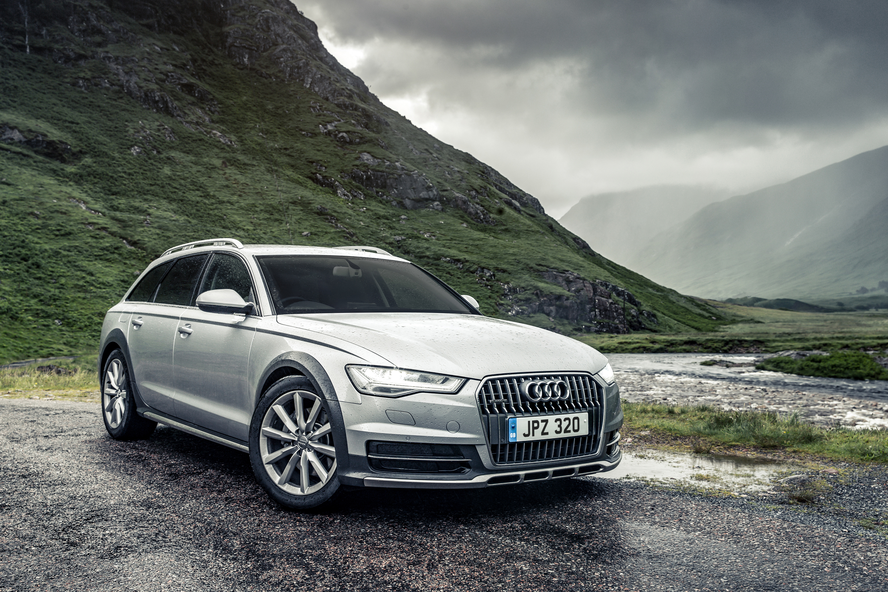 new audi a6 allroad quattro sport launched in britain. Black Bedroom Furniture Sets. Home Design Ideas