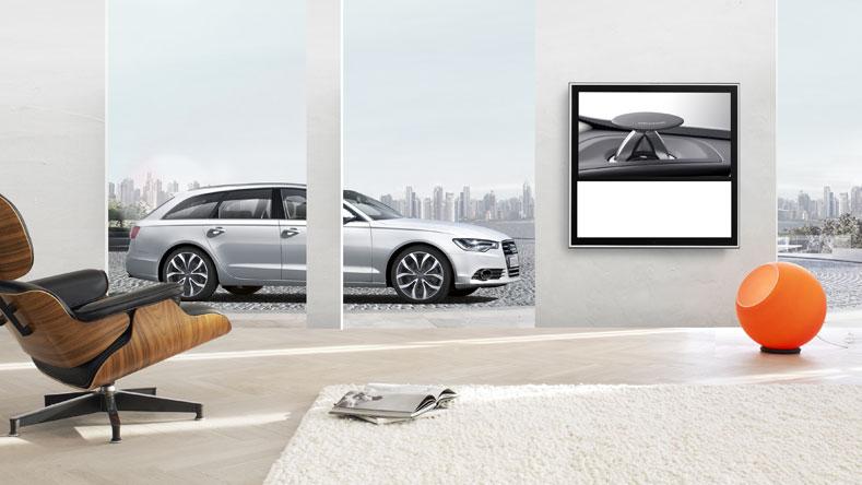New Audi A6 Avant Gets Bang & Olufsen Advanced Sound System