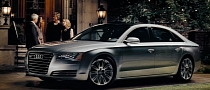 New Audi A8 Commercials Praise Greatness [Videos]