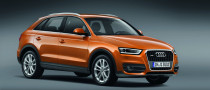 New Audi Q3 Revealed, Starts at €29,900