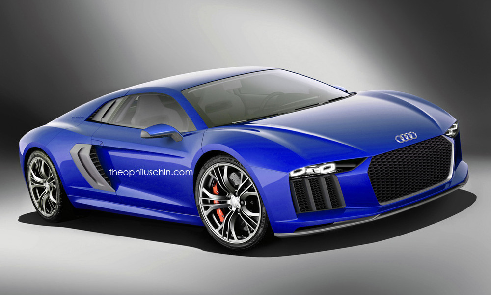 New Audi R8 And R8 E Tron To Debut At Geneva Motor Show