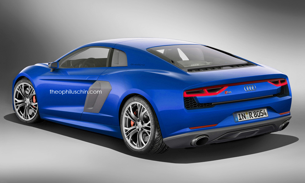 New Audi R8 and R8 e-tron to Debut at Geneva Motor Show 2015 - autoevolution