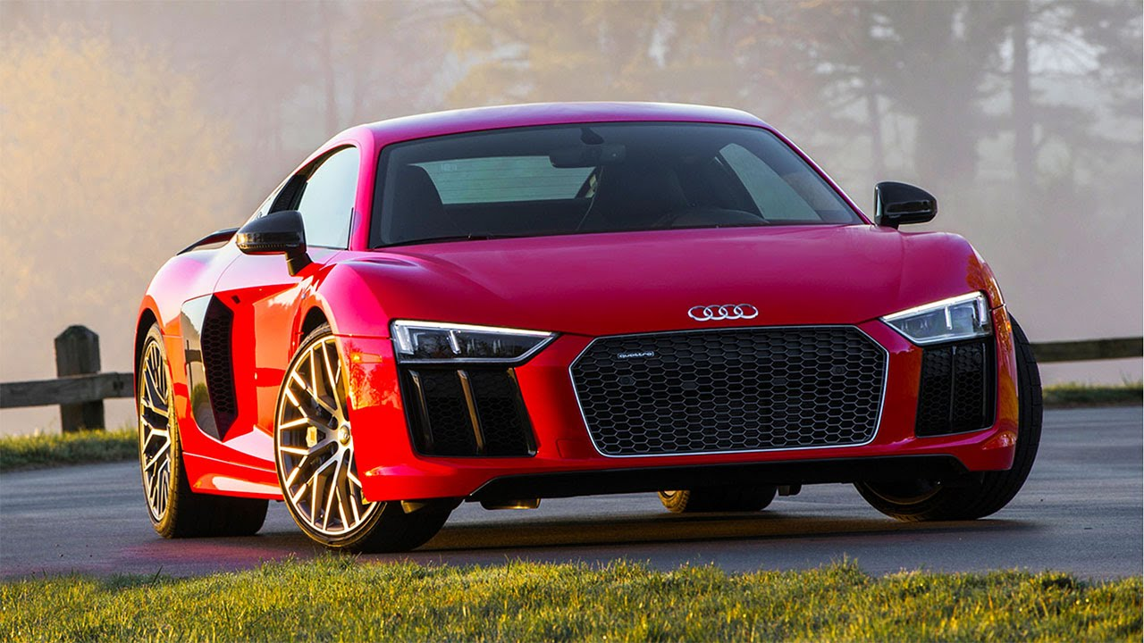 New Audi R8 Has A Quot Huracan Button Quot Hits 185 Mph In