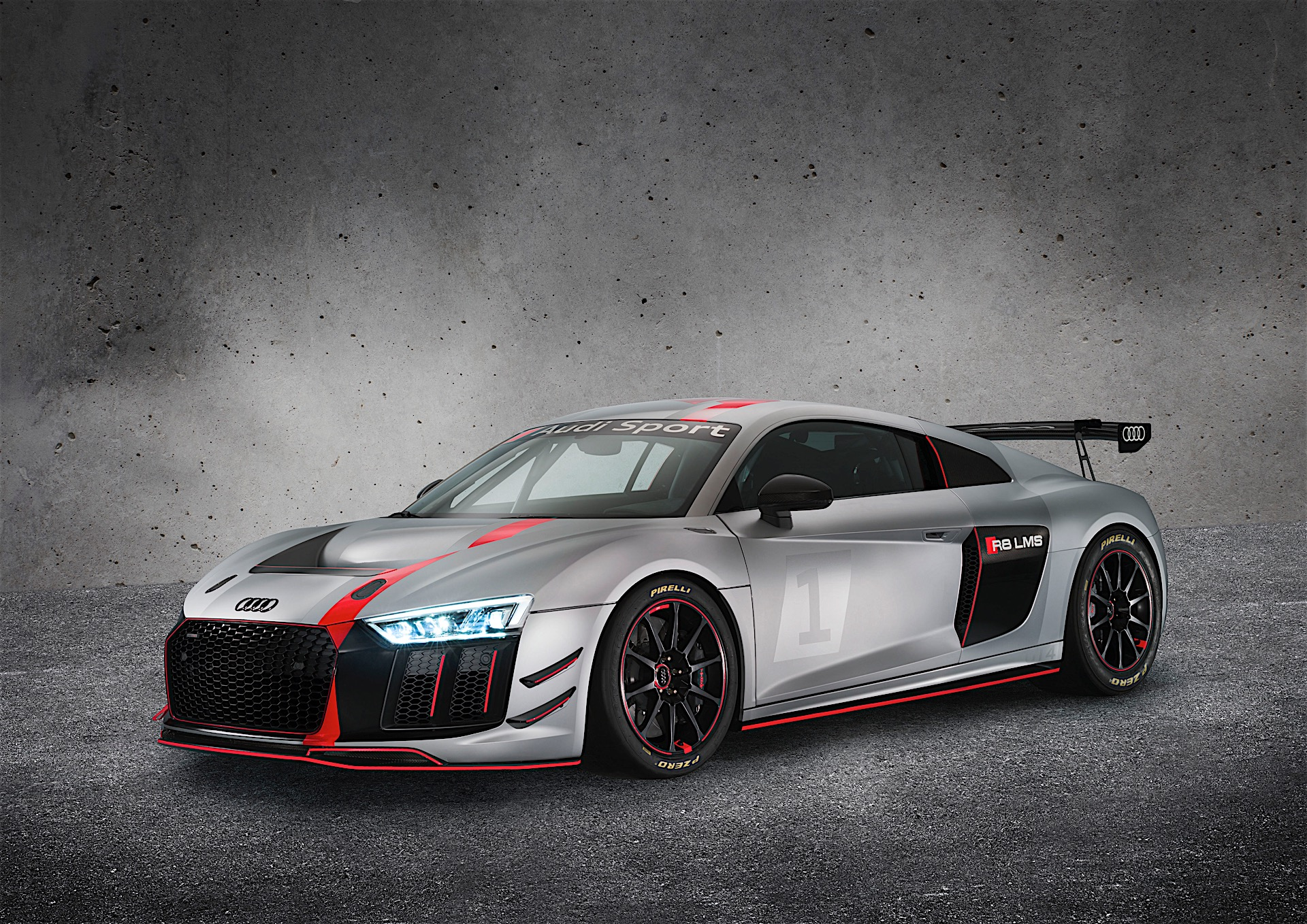 2017 Audi R8 Gt4 Unveiled It S The Race Version That S