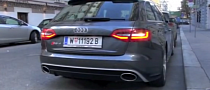 New Audi RS4 Avant Spotted – This is What 450 HP Sounds Like [Video]
