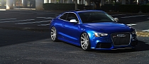 New Audi RS5 on Vossen Wheels [Photo Gallery]