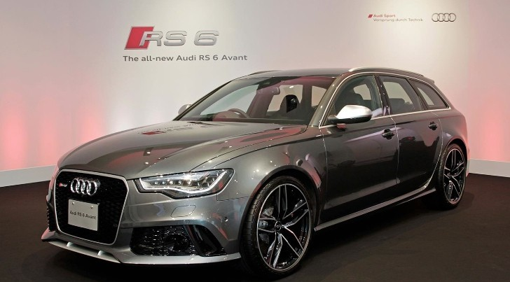 New Audi RS6 Avant Launched in Japan [Video]