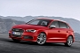New Audi S3 Five-Door Sportback Has 300 HP [Photo Gallery]