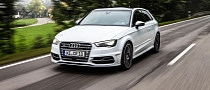 New Audi S3 Tuned by ABT to 370 HP [Photo Gallery]