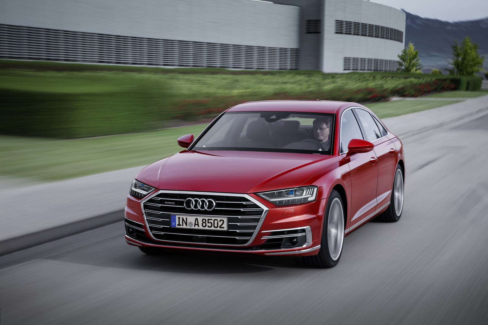 Next Audi S8 to Get Hybrid Power?