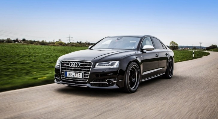 New Audi S8 Tuned By Abt Gets 640 Hp Autoevolution