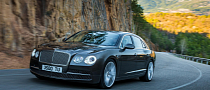 New Bentley Flying Spur to Make China Debut in Shanghai