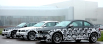 New BMW 1 Series M Coupe Test Driven by Lucky Fans [Video]