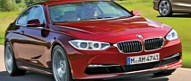New BMW 4-Series Coupe Rendering Released