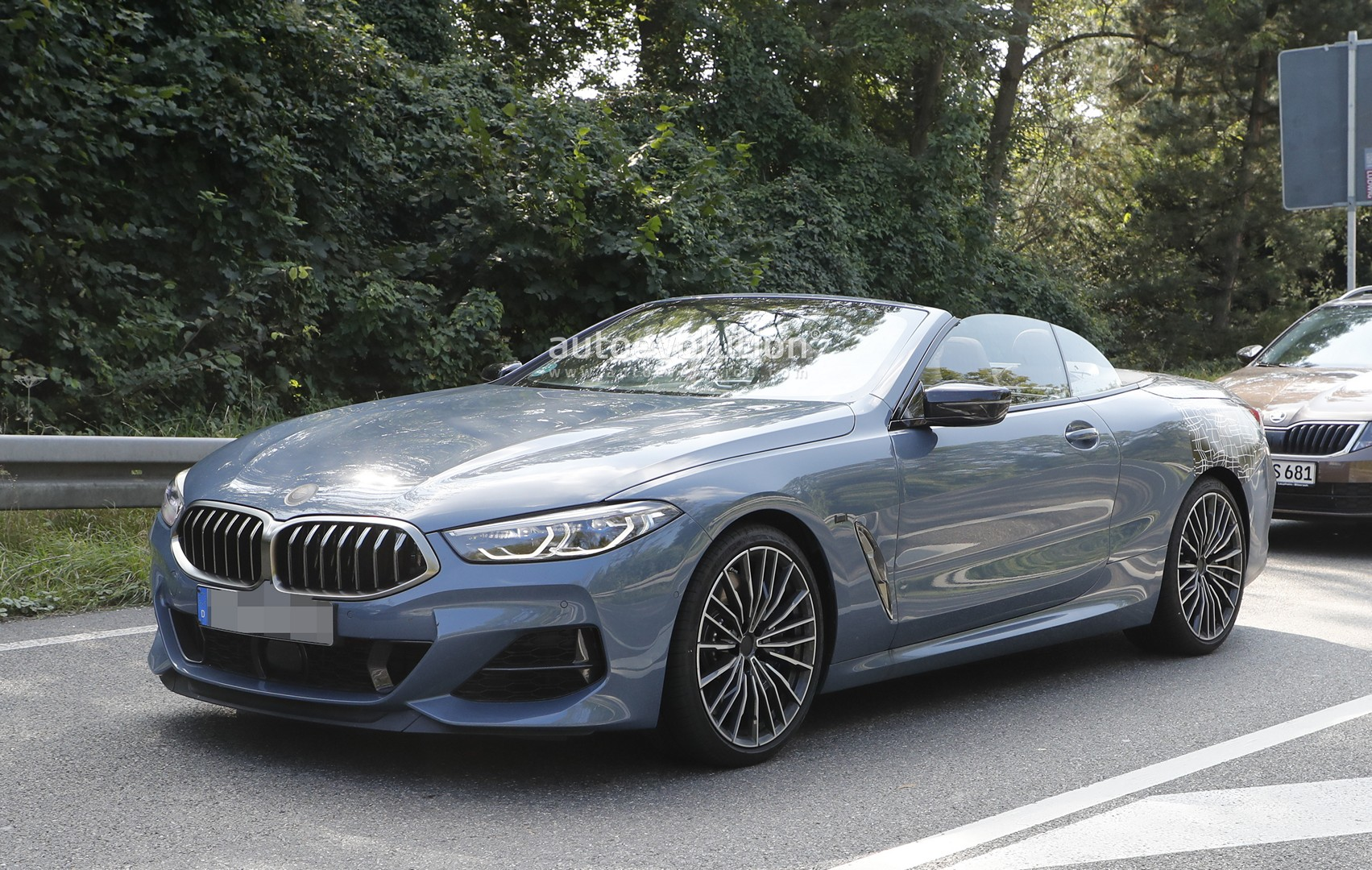 New Bmw 8 Series Convertible M850i Completely Revealed By Latest