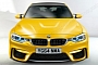 New BMW F80 M3 Rendering from CAR Magazine