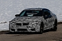 New BMW F82 M4 Coupe Spyshots