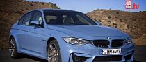New BMW M3 and M4 Details Revealed in Autobild Clip [Video]