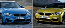 New BMW M3 and M4 Official Photos Leaked [Photo Gallery]