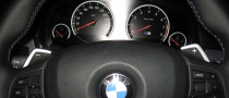 New BMW M5 Interior Shots Surface