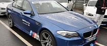 New BMW M5 Nurburgring Taxi Officially Revealed