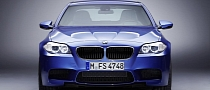 New BMW M5 Priced at €102,700 in Europe