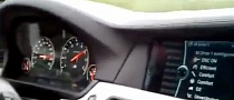 New BMW M5 Races to 300 km/h (186 mph) on Autobahn [Video]