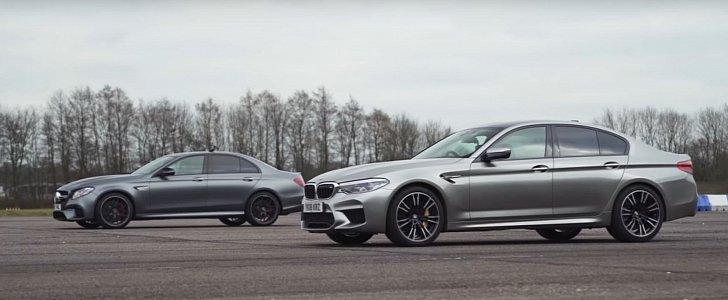Fresh BMW M5