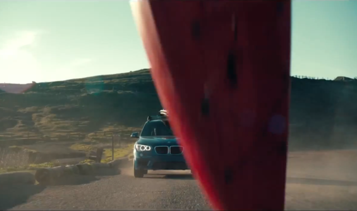 New BMW X1 Commercial Is Confusing [Video]