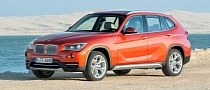 New BMW X1 to Be Underpinned by MINI Countryman
