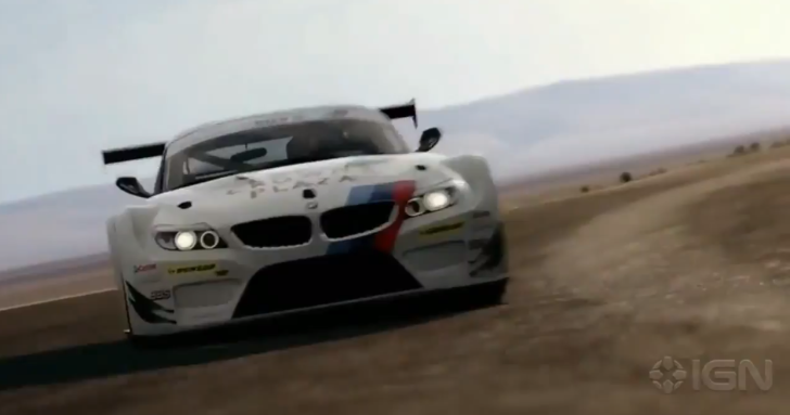 New BMW Z4 GTE Shows Up in Gran Turismo 6 [Video]