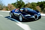 New Bugatti Veyron Grand Sport Vitesse Produces 1,200 HP