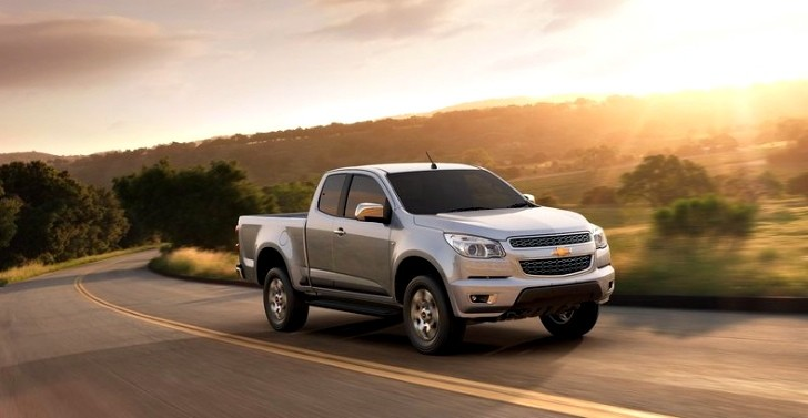 New Chevrolet and GMC Mid-Size Trucks Coming in 2014