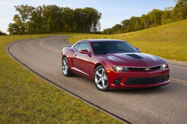 New Chevrolet Camaro European Pricing Announced