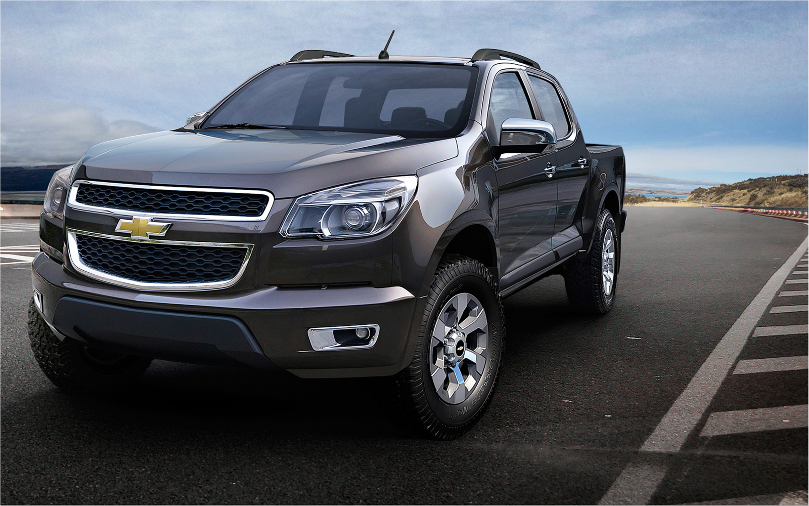 new chevrolet colorado to be built and sold in the us autoevolution. Black Bedroom Furniture Sets. Home Design Ideas
