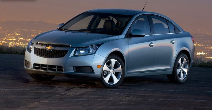 New Chevrolet Cruze Diesel Aims For Performance And Fuel