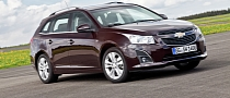 New Chevrolet Cruze Station Wagon UK Pricing