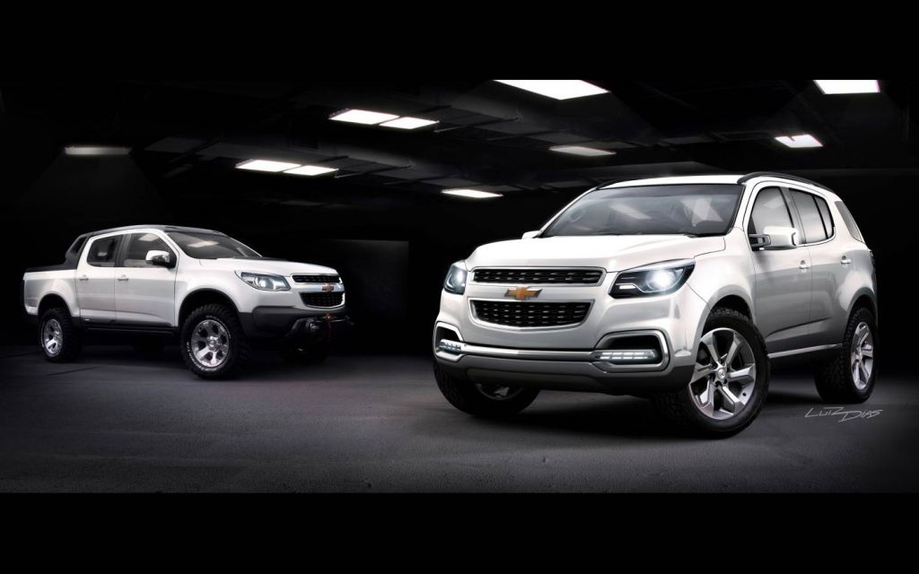 New Chevrolet Trailblazer Coming To Australia As A Holden