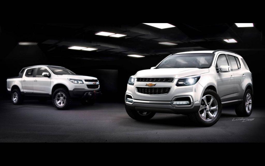 New Chevrolet Trailblazer Coming To Australia As A Holden
