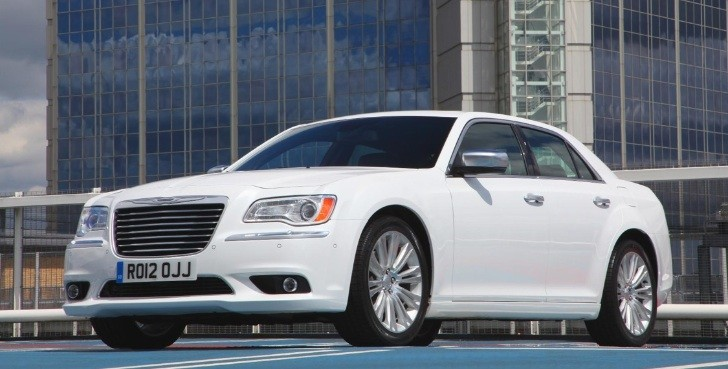 New Chrysler 300C and Jeep Grand Cherokee SRT Coming to UK