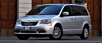 New Chrysler / Lancia Voyager Coming in 2014