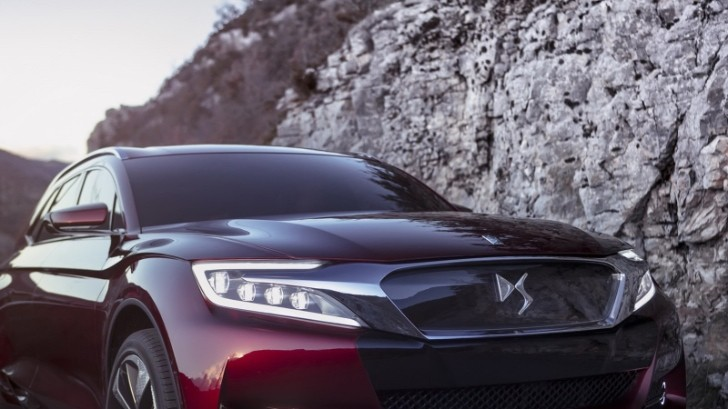 New Citroen DS Concept Car Unveiled at Shanghai Motor Show [Photo Gallery]