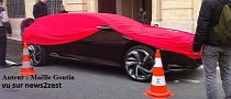New Citroen DS Model Scooped in Paris