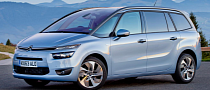 New Citroen Grand C4 Picasso to Make UK Debut at Gadget Show Live