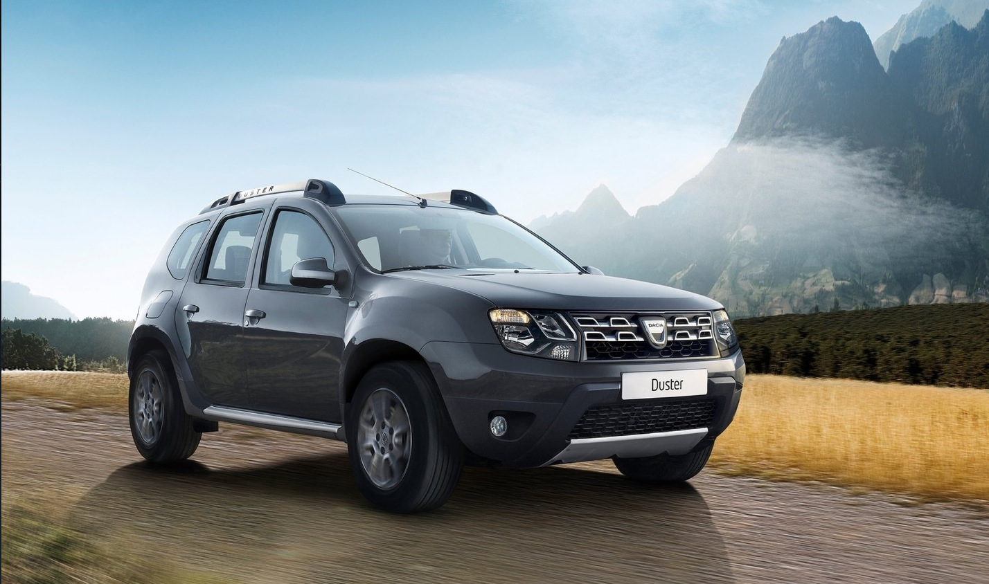 new dacia duster coming in 2016 with 7 seat option autoevolution. Black Bedroom Furniture Sets. Home Design Ideas