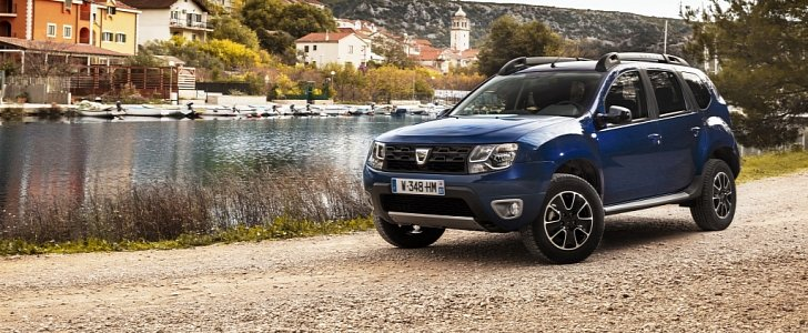 New dacia duster confirmed to go on sale in january 2018 for Interieur nouveau duster 2018