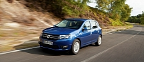 New Dacia Logan and Sandero Photos Become Official [Photo Gallery]