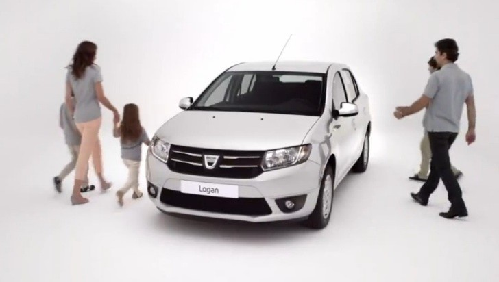 New Dacia Logan First Videos Revealed [Video]