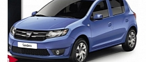 New Dacia Sandero First Photo Leaked?