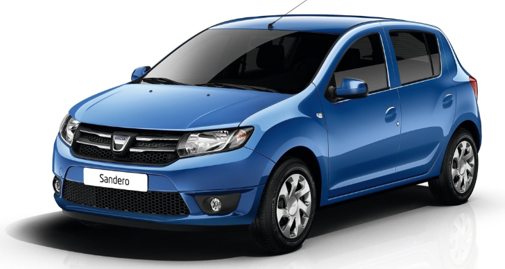 New Dacia Sandero Gets 4-Star Euro NCAP Rating [Video]